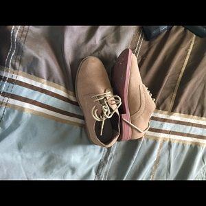 Boy dress shoes